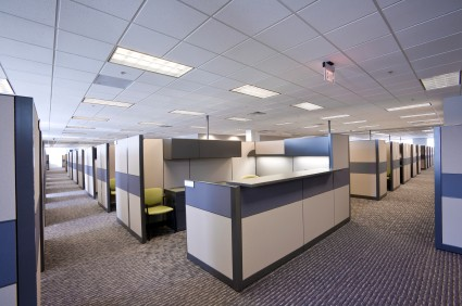 Office cleaning in Ivy VA by Crimson Services LLC